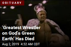WWE's 'King of the Ring' Dies