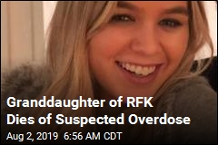 Report: RFK Granddaughter Died of Suspected Overdose