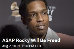 A$AP Rocky Will Be Freed
