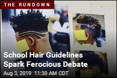 School Hair Guidelines Appear Online. Facebook Explodes