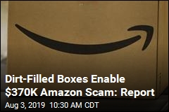 Man Scams Amazon With 'Dirty' Boxes: Report