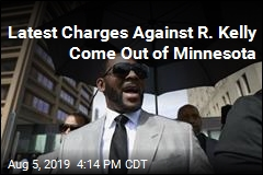 Latest Charges Against R. Kelly Come Out of Minnesota