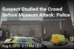 Suspect Studied the Crowd Before Museum Attack: Police