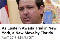 Fla. Governor: State to Look Into Unusual Epstein Plea Deal