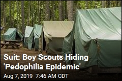 Suit: Boy Scouts Hiding 'Pedophilia Epidemic'