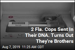 2 Fla. Cops Sent In Their DNA. Turns Out They're Brothers