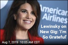 Lewinsky Is Making a Show About Her Scandal