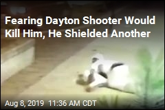 Fearing Dayton Shooter Would Kill Him, He Shielded Another