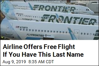 Calling All 'Greens': There's a Free Flight Waiting for You