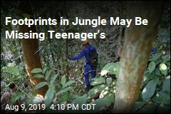 Jungle Search Finds Footprints, but not Missing Teenager