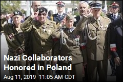 Honoring Nazi Collaborators Meets With Opposition