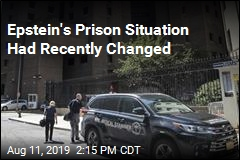 Epstein's Prison Safeguards Had Been Removed