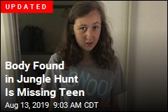 Body Found in Hunt for Missing Teen in Jungle
