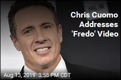 Chris Cuomo Addresses 'Fredo' Video