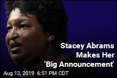 Stacey Abrams Announces Her Next Move