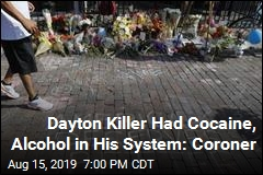 Dayton Killer Had Cocaine, Alcohol in His System: Coroner