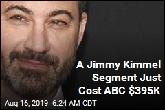 ABC Fined $395K Over Kimmel's Use of Emergency Tone