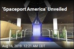 'Spaceport America' Unveiled