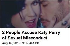 Katy Perry Hit With Sexual Misconduct Allegations