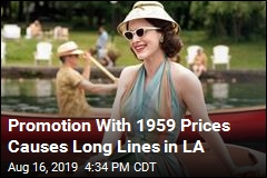 LA Lines Up for Prices That Look Like 1959