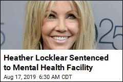 No Jail Time for Heather Locklear in No-Contest Plea