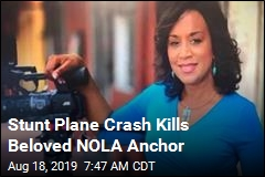 Stunt Plane Crash Kills Beloved NOLA Anchor