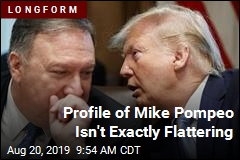 Profile of Mike Pompeo Isn't Exactly Flattering