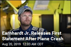 Earnhardt Jr. Releases First Statement After Plane Crash