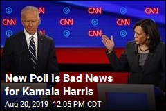 New Poll Is Bad News for Kamala Harris
