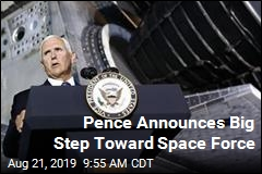 Here Comes the US Space Command