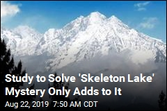 Study to Solve 'Skeleton Lake' Mystery Only Adds to It