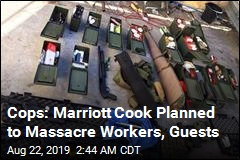 Cops: Marriott Cook Planned to Massacre Workers, Guests