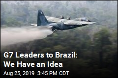 G7 Leaders to Brazil: We Have an Idea