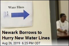 Newark Borrows to Hurry New Water Lines