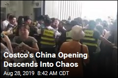 Costco's China Opening Descends Into Chaos