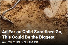 As Far as Child Sacrifices Go, This Could Be the Biggest