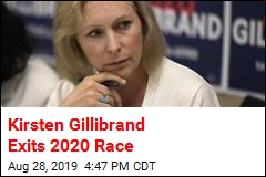 Kirsten Gillibrand Drops Out of the Race
