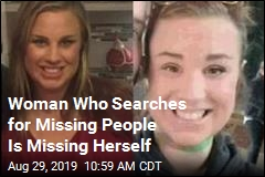 She Searched for Missing Persons— Until She Became One