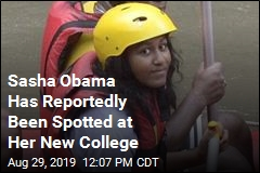 Sasha Obama Reportedly Starting at University of Michigan