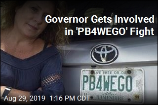 Governor Gets Involved in 'PB4WEGO' Fight
