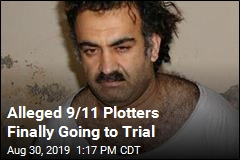 Alleged 9/11 Plotters Finally Going to Trial