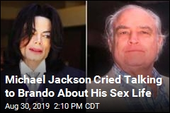 Brando Faced Michael Jackson About His Sex Life: Podcast