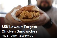 Guy Sues Popeyes Over Chicken Sandwiches