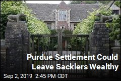 Purdue Settlement Could Leave Sacklers Wealthy
