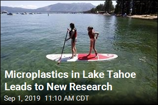 Researchers Find Microplastics in Lake Tahoe, Sparking Study