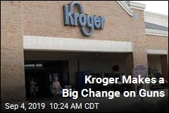 Kroger: No More Open Carry in Our Stores