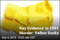 To Find a Killer, They Matched Separated Socks