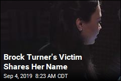 Brock Turner's Victim Shares Her Name