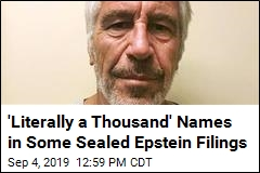 'Literally a Thousand People' Named in Some Epstein Filings