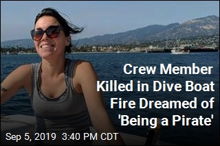 Crew Member Killed on Dive Boat Fire Died Living Her Dream